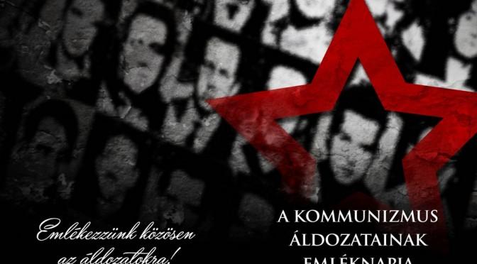 Emlékezzünk közösen a kommunista diktatúrák áldozatainak emléknapján
