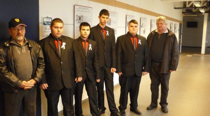 SzKTV I. forduló 2018 – Továbbjutó tanulónk Vincze Zsolt