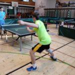 Asztalitenisz Diákolimpia Megyei Döntő