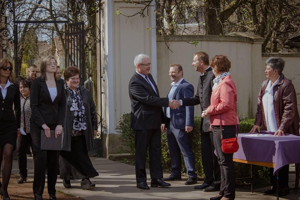 2016. 03. 31. - KEOP pályázat átadó ünnepség (II.)