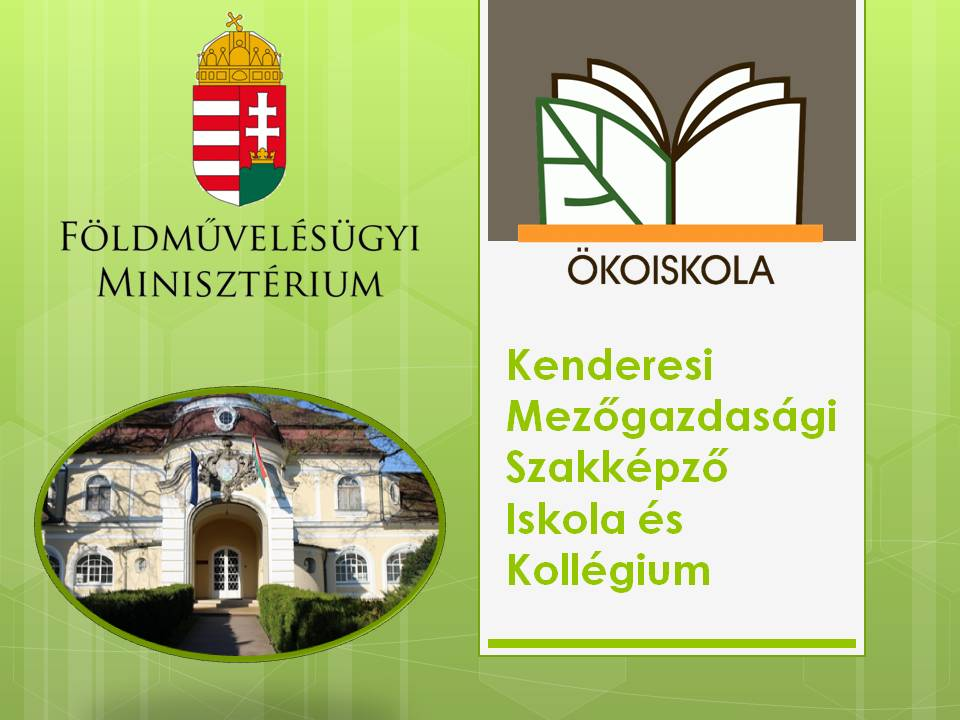 Kenderesi Mezőgazdasági Szakképző Iskola és Kollégium