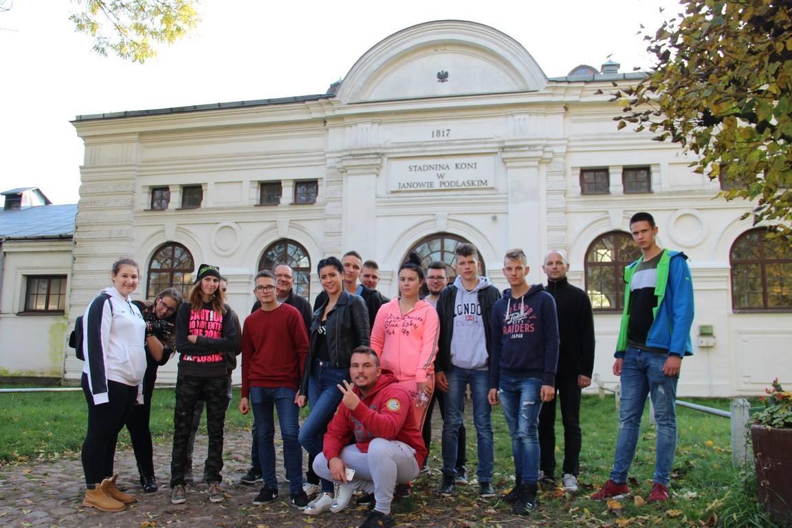 Diákjaink lengyelországi gyakorlaton