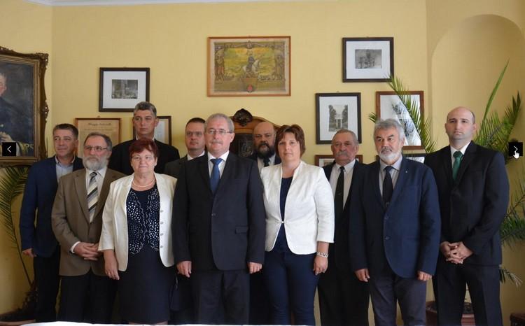 Együttműködési megállapodást kötöttek az agrárgazdaság megyei fejlesztésére